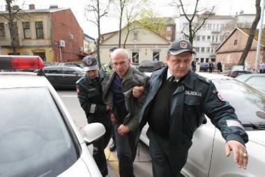 Vietoj apklausos A.Žilius atsidūrė areštinėje (papildyta)