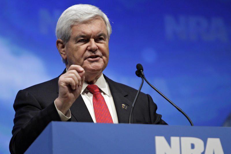 N.Gingrichas pasitraukė iš JAV prezidento rinkimų kovos
