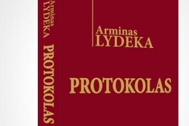 Knygų mugėje – protokolo tendencijos pagal A. Lydeką