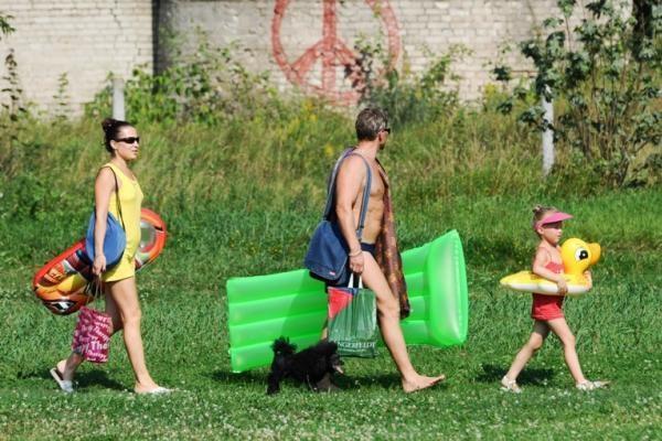 Rugpjūčio pabaigoje oro temperatūra Lietuvoje grįžo prie klimato normos