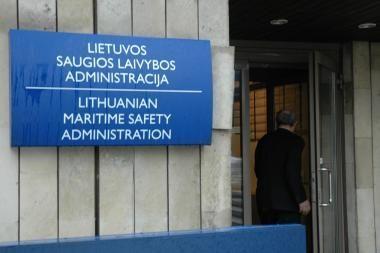 Baigta jūrų ir vidaus vandenų laivybos priežiūros įstaigų reorganizacija