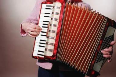 Vilniuje skambės akordeonai