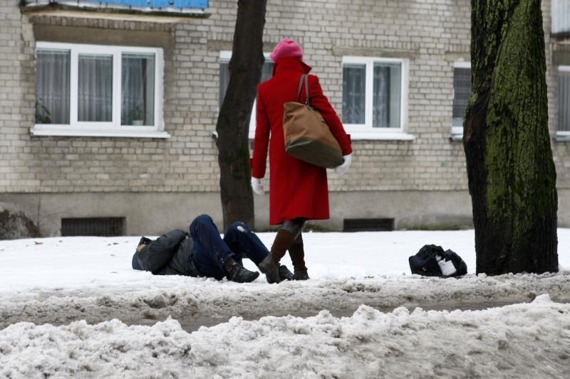Pirmosiomis kovo dienomis– benamių su nušalusiomis galūnėmis antplūdis