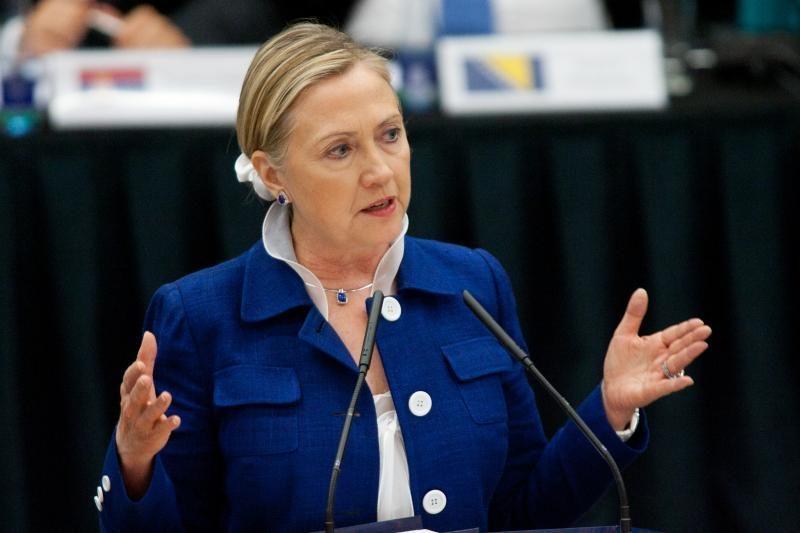Ambasadorius tikisi H.Clinton vizito į Vilnių gruodį