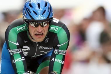Tomas Vaitkus dviratininkų lenktynių Omane pirmąjį etapą baigė 34-as