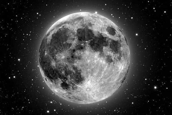 4,5 mlrd. metų trukusi Mėnulio evoliucija - per 2,5 min.