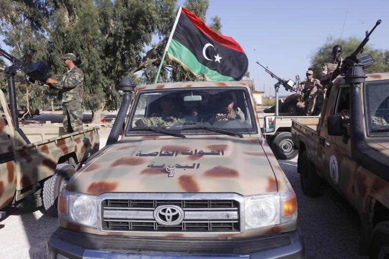 Per susirėmimus Libijoje žuvo 26 žmonės