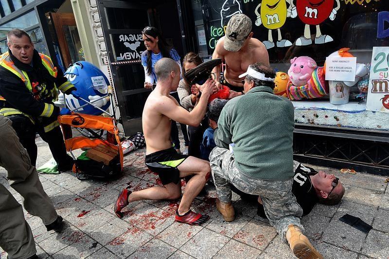 Po sprogdinimų Bostone ketinama stiprinti Rusijos ir JAV ryšius
