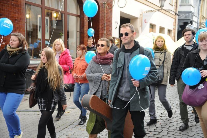 Jaunieji bardai pakvietė į dainuojamosios poezijos festivalį