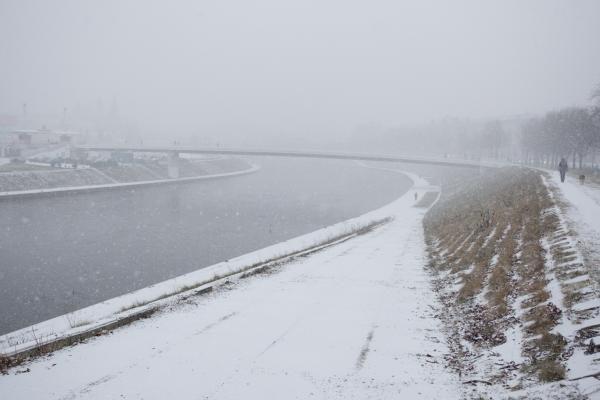 Pirmieji žiemos šalčiai Vilniuje nusinešė gyvybę, bus ir amputacijų