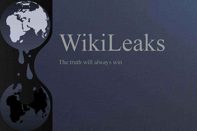 """""""WikiLeaks"""" išleidžia muzikos kompaktinę plokštelę"""