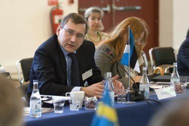 Estijos ministras: derybos su potencialiais investuotojais į Visagino AE turi tęstis