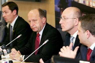 A.Valinskas sako, kad Prezidentė ragina valdančiąją koaliciją išplėsti