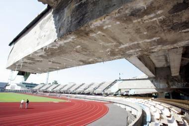 Po rekonstrukcijos stadionas taps moderniausias Lietuvoje
