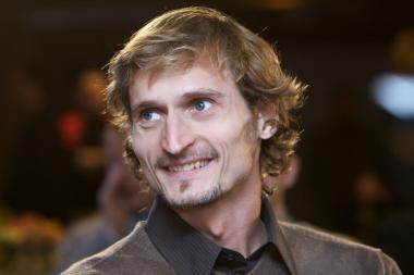 """E.Krungolcas: """"Lietuvą kaip ir artimą žmogų - myli ir tiek"""" (video)"""