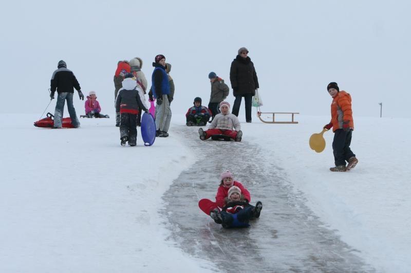 Kodėl žiemos pramogos aplenkia Lietuvos pajūrį?