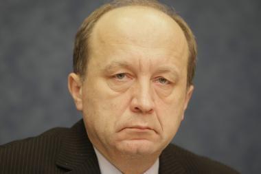 A.Kubilius: finansinių institucijų veikla - santūriai optimistiška