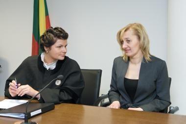 J. Butkevičienės ir TV3 ginčo tęsinys - teisme