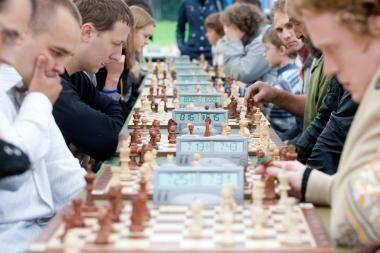 Sereikiškių parke – šachmatininkų susirėmimai (papildyta)