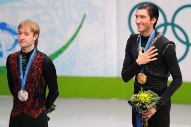 Olimpiados aukso J.Pliuščenkai reikalauja jau ir V.Putinas