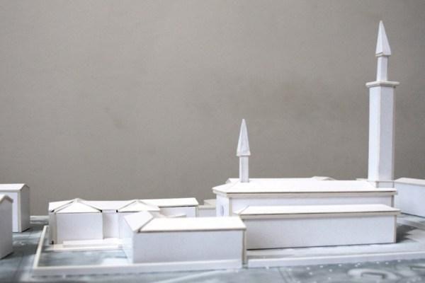 Marijos Taikos Karalienės bažnyčia planuoja plėtrą
