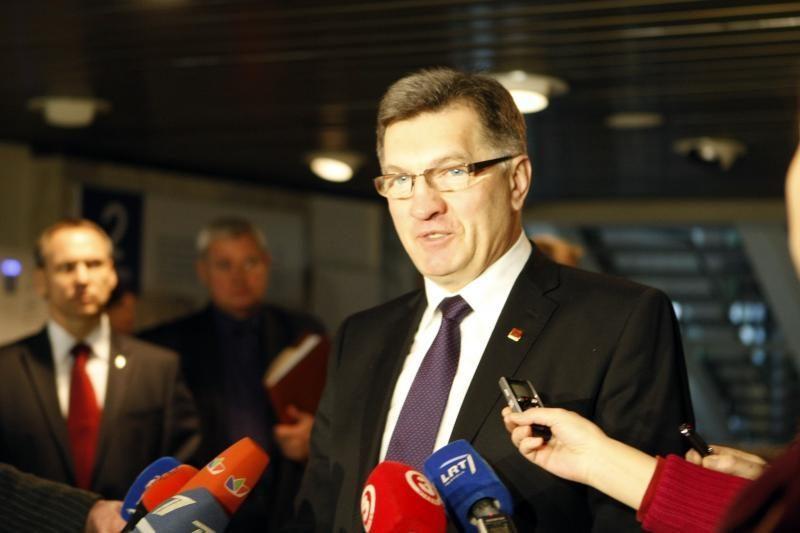 Klaipėdos uostui vadovo ieškos konkurso būdu