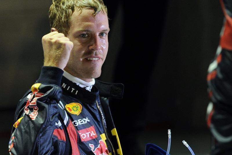 """""""Formulės-1"""" etapą iš pirmosios pozicijos pradės čempionas"""