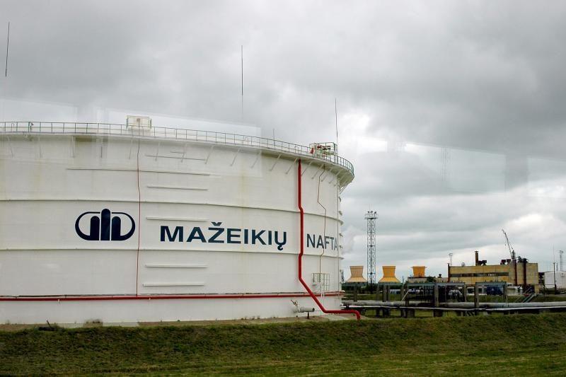 """Lenkijos įmones verčia susimąstyti """"PKN Orlen"""" investicija Lietuvoje"""