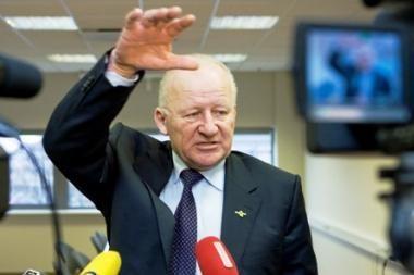 Tvarka ir teisingumas perversmą Vilniuje sieja su Rubiconu