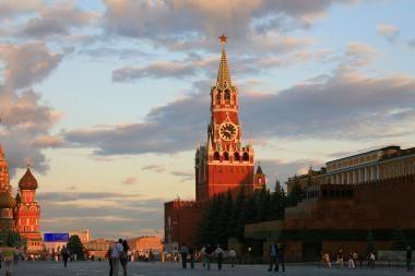 Maskva teigia neturinti apie ką kalbėtis su dabartine Gruzijos vadovybe