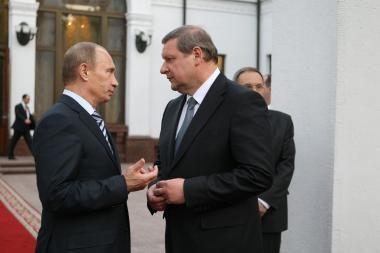 Sovietinė erdvė bus atkurta iki 2017 m.?