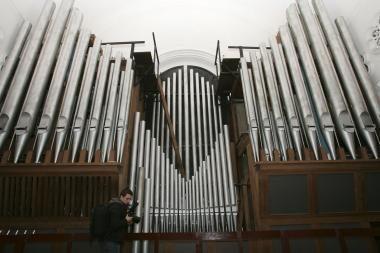 Gedulo ir Vilties dieną – koncertas šv.Jonų bažnyčioje