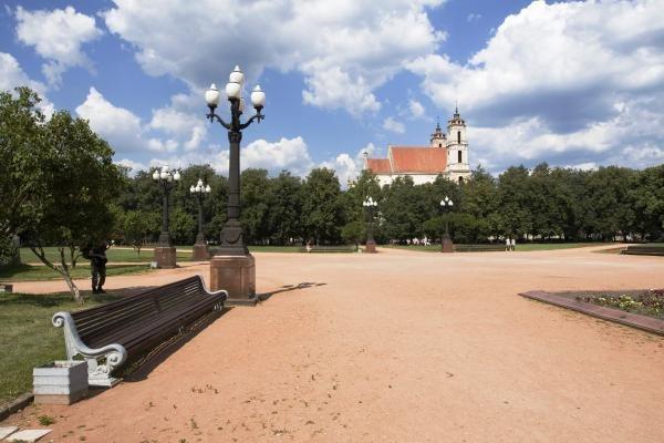 Prezidentė: Lukiškių aikštėje turi būti įamžintas laisvės kovotojų atminimas