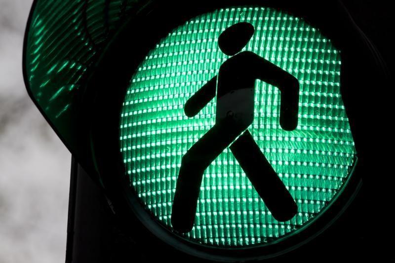 Vilniuje pėsčiųjų perėjoje partrenktas berniukas