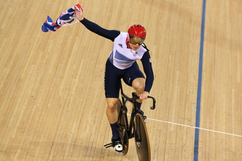 Iš olimpinio čempiono dviračių treko varžybose pavogė dviratį