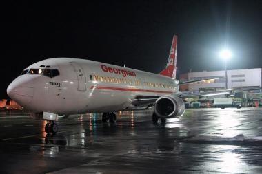 Laikinai atnaujintas oro susisiekimas tarp Rusijos ir Gruzijos