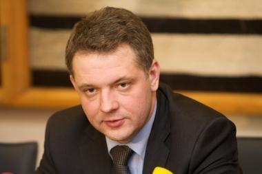 E. Masiulis: šiaurinė transporto ašis padės skatinti ekonomiką