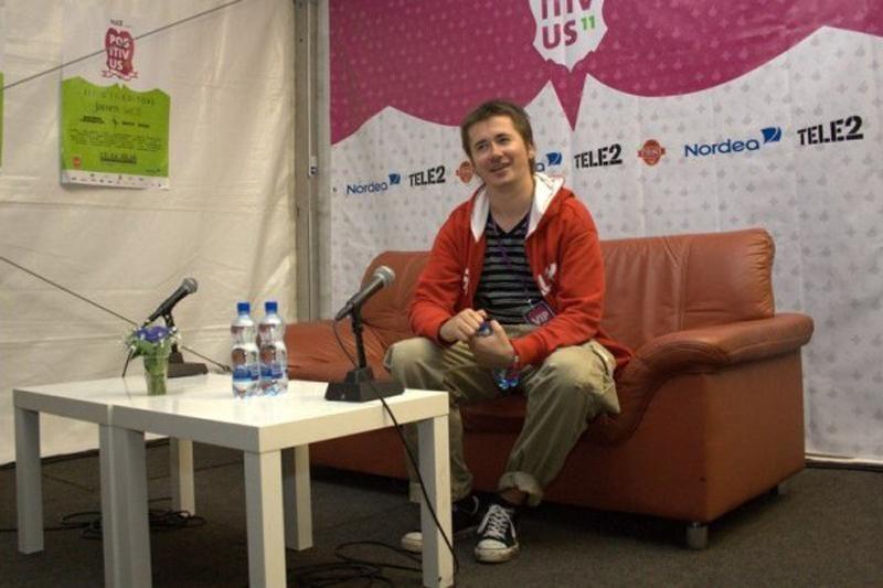 "Festivalio ""Positivus"" organizatorius – apie savo darbo užkulisius"