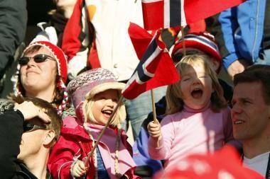 Norvegija – lyčių lygybės lyderė