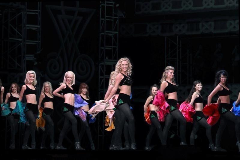 """""""Lord Of The Dance"""" šokėjai rengiasi sudrebinti Lietuvą"""