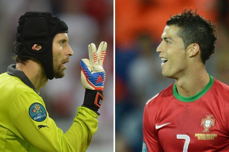 Portugalija ar Čekija: kas pirmieji žengs į turnyro pusfinalį?