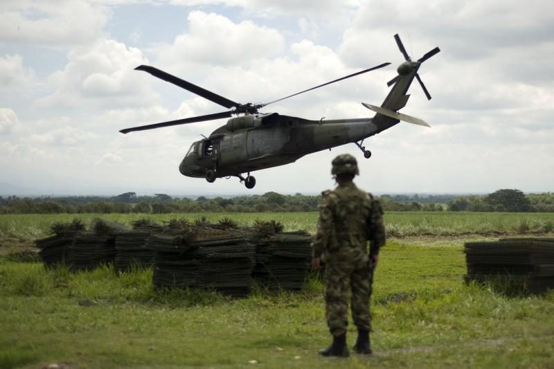 Afganistane sudužo JAV sraigtasparnis