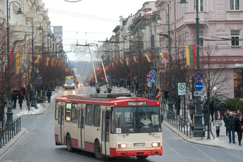 Reformos: du nauji maršrutai Vilniuje – 1,76 mln. litų nuostolių