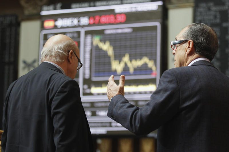 Euro zonos gamybos pasitikėjimo indeksas gali smukti