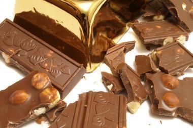 Gali brangti šokoladas