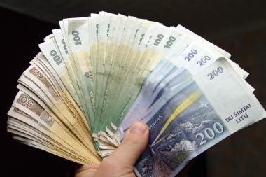 Dėl papildomo finansavimo įmonėms paaiškės kitą savaitę