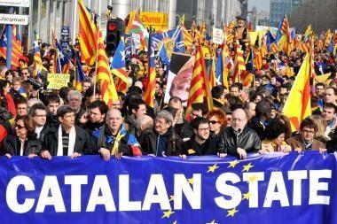 Ispanijos valdantieji socialistai neteko valdžios Katalonijoje