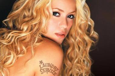Shakira: joks vaikas nesvajoja tapti kovotoju arba narkotikų prekeiviu