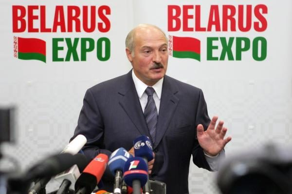 A.Lukašenka: Rusija gali prarasti Baltarusiją