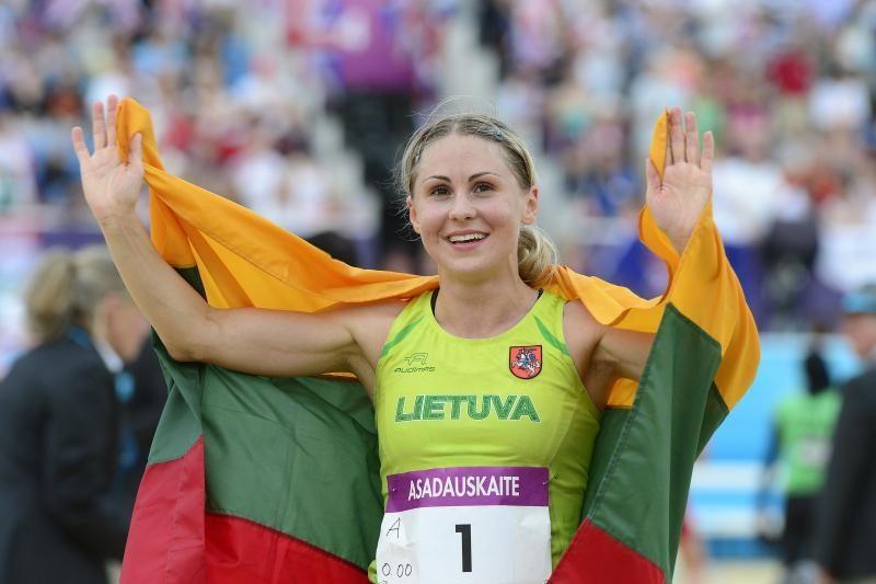 L. Asadauskaitė pateko į šiuolaikinės penkiakovės Europos čempionato finalą